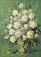 Warik Wheatley Australian/American (1928-1996) Oil on Canvas
