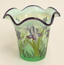 2001 Fenton Designer Showcase Series Art Glass