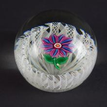 Paul Ysart Art Glass Paperweight