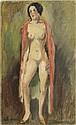 Ludovic Rodo Pissarro French (1878-1952) Oil on Board