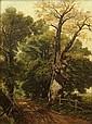 Henri Joseph Harpignies French (1819-1916) Oil on Canvas
