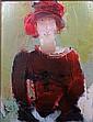 1998 Ukrainian School Oil on Canvas