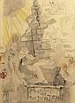 Salvador Dali Spanish (1904-1989) Color Lithograph