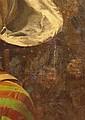 G. Brightwell British (19th Century) Oil on Canvas