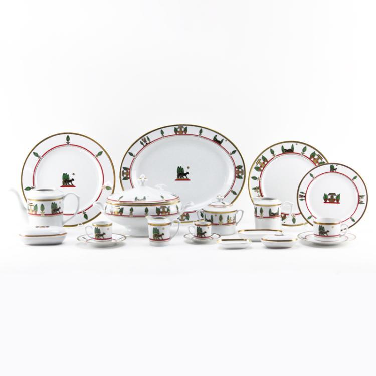 One Hundred Ten (110) Cartier