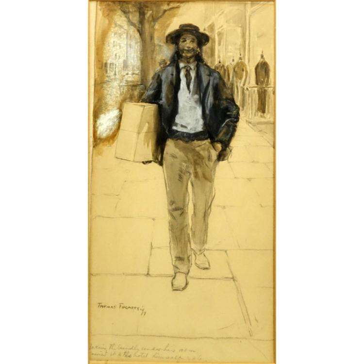 Thomas Fogarty, American (1873-1938)