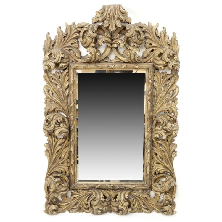 Modern William Switzer Antique Style Mirror