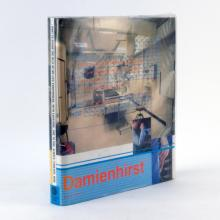 Damien Hirst, British (born 1965) Hardcover 1997 First Edition Book: I Want to Spend the Rest of My Life Everywhere, with Everyone, One to One, Always, Forever, Now