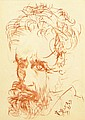 Salvador Dali, Spanish (1904-1989) Limited Edition Sepia Etching
