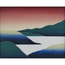 "Possibly: William Kermode, British (fl.1920-1930) ""Untitled"""