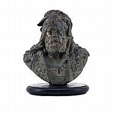 Albert Ernest Carrier-Belleuse French (1824-1887) Bronze Sculpture