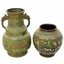 Japanese Vases for Sale at Online Auction | Modern & Antique
