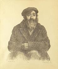 Tully Filmus, American-Russian (born 1903) Lithograph