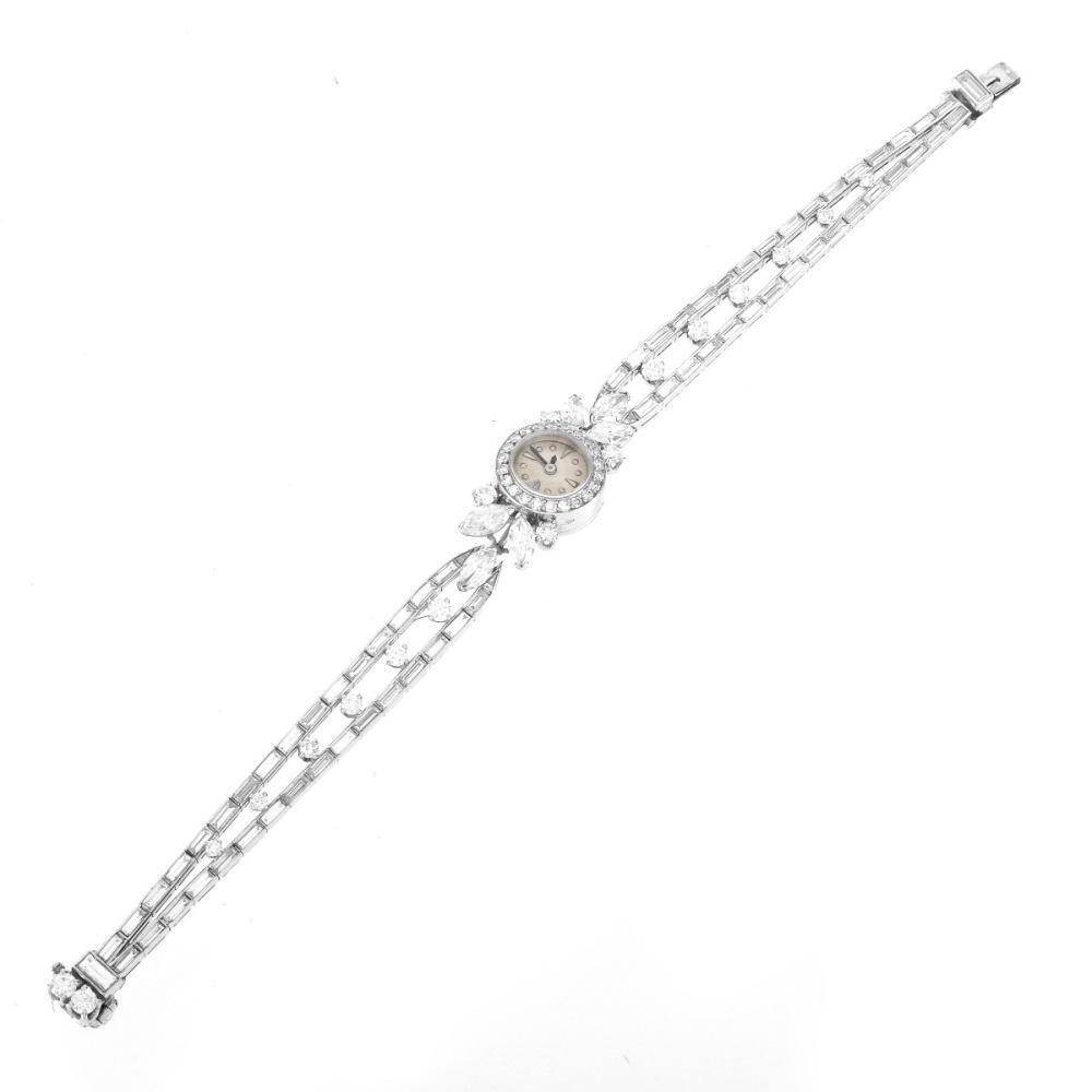 Vintage Van Cleef & Arpels Diamond Watch