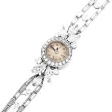 Lot 3: Vintage Van Cleef & Arpels Diamond Watch