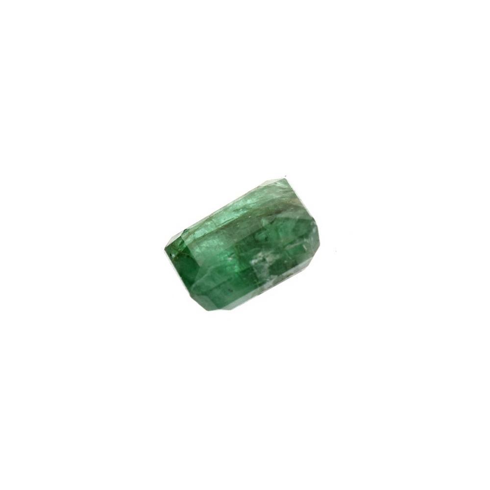 Lot 17: Three GIA Certified Emeralds