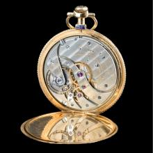 Lot 20: Patek Philippe 18K Pocket Watch
