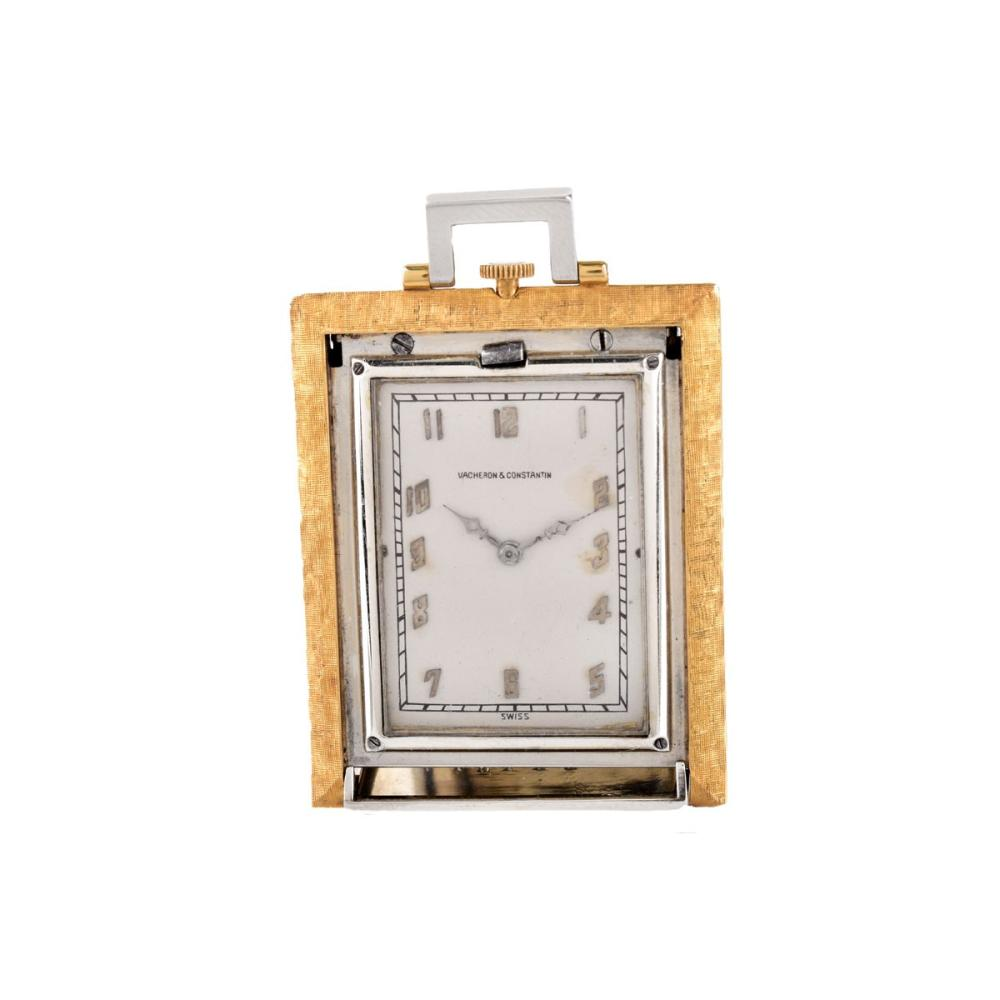 Vacheron Constantin Travel Clock