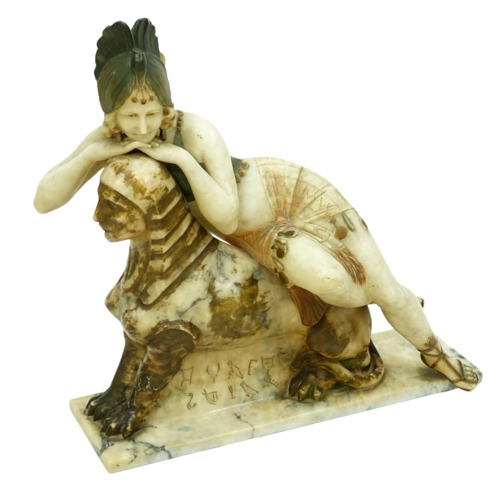 Dante Zoi Sculpture