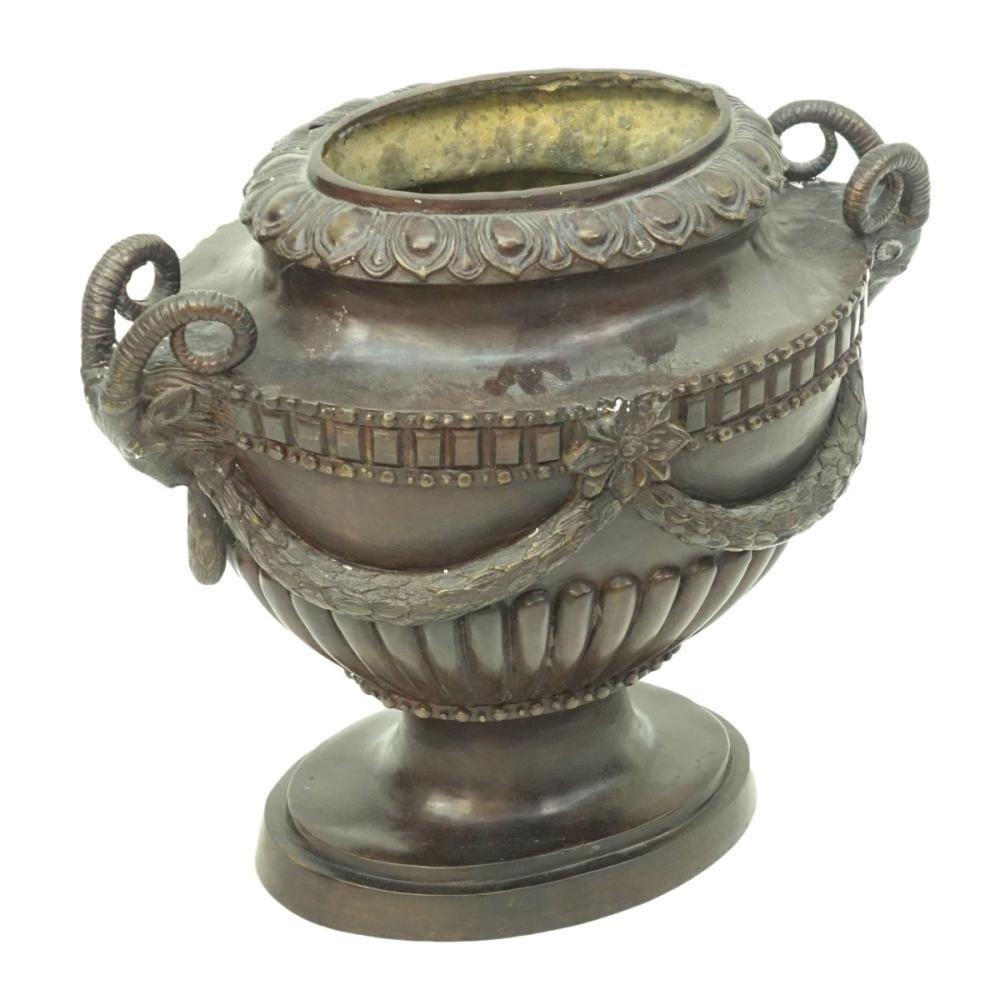 Bronze Centerpiece