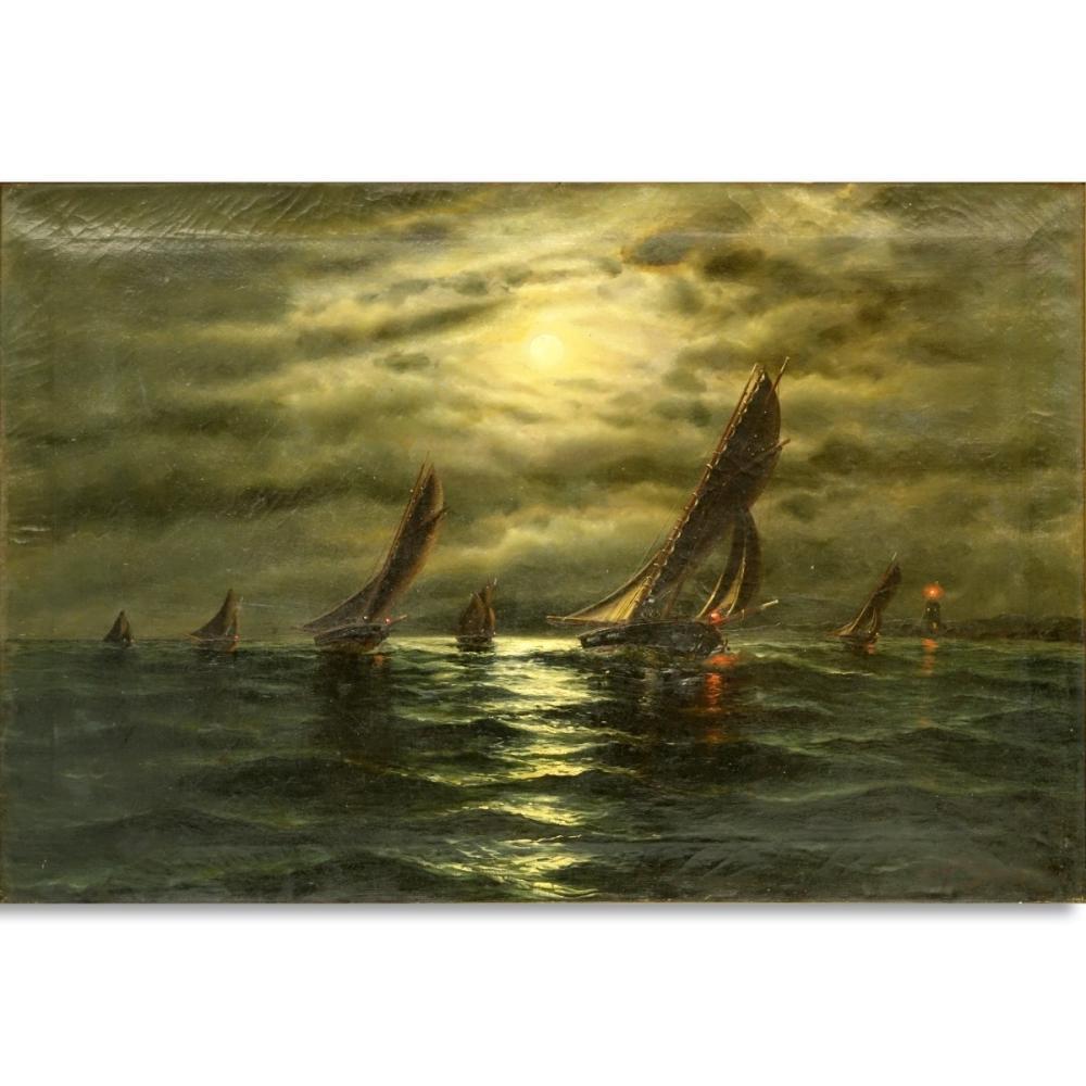 Richard De Ribcowsky O/C Moonlight Sail