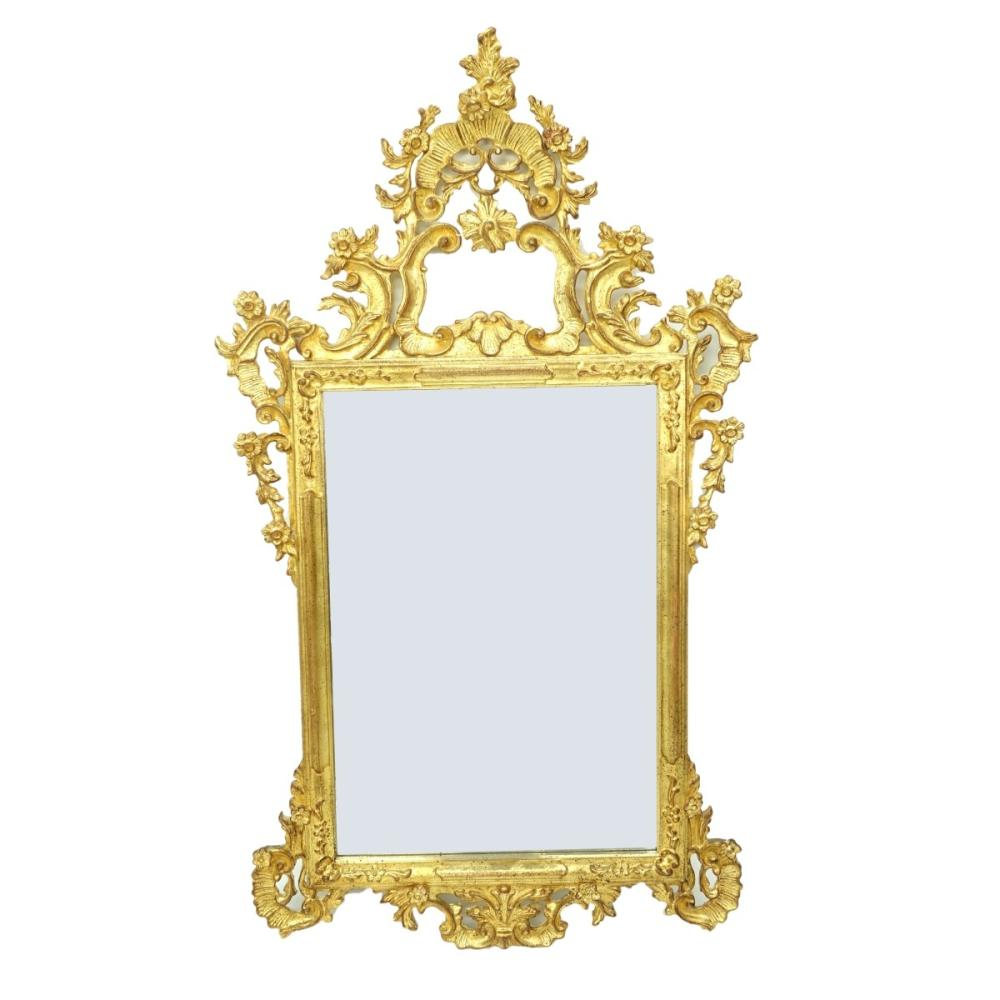 Modern Gilt Decorative Mirror