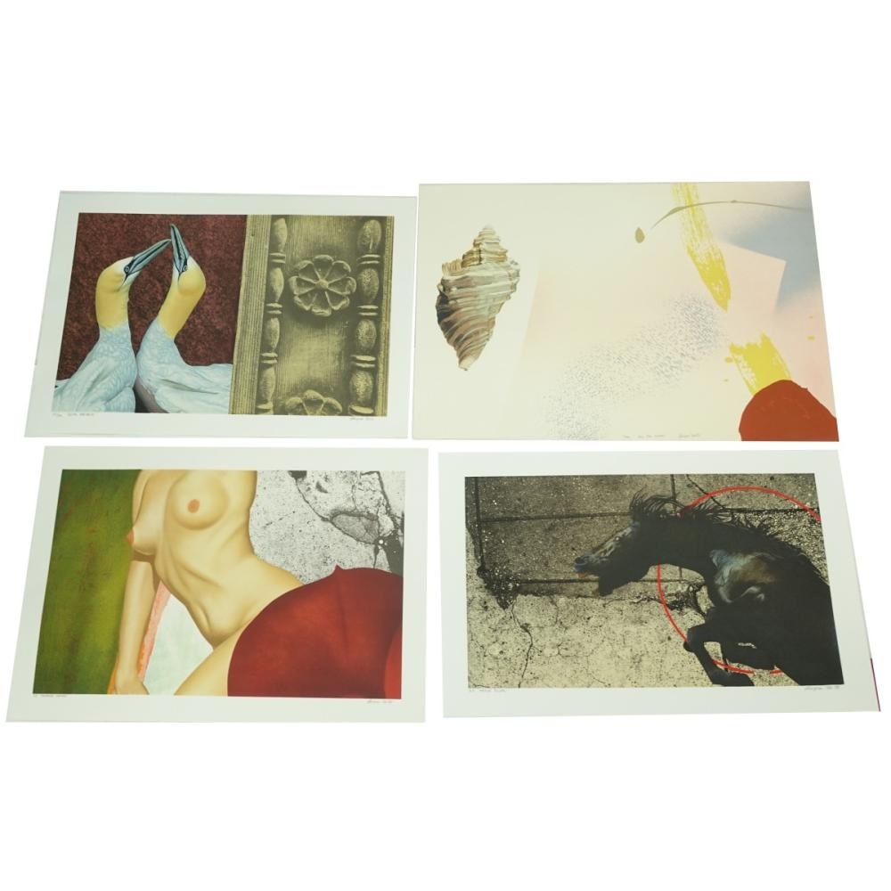 Michael Jay Knigin (1942-2011) Prints