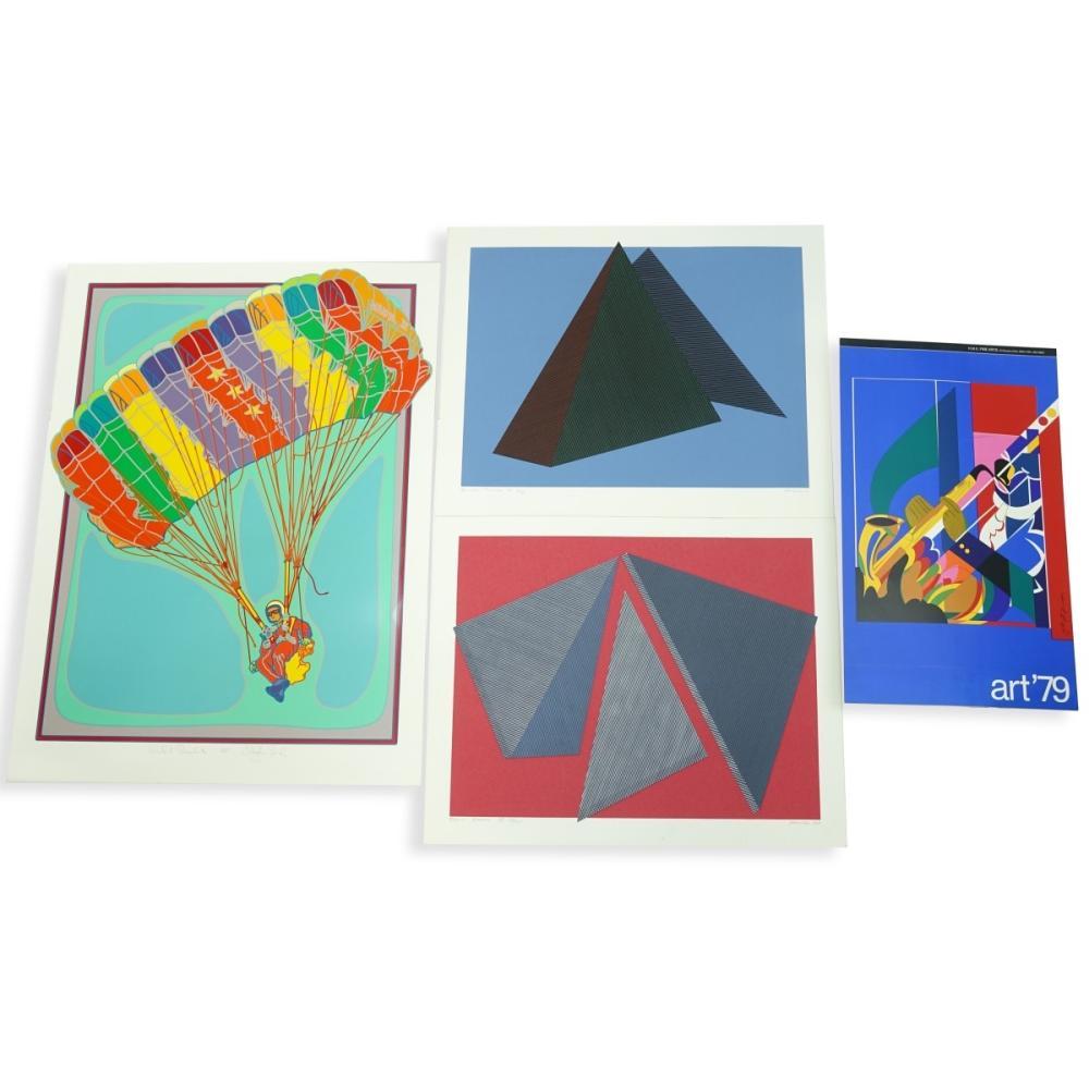 Late 20th C Serigraphs & Prints