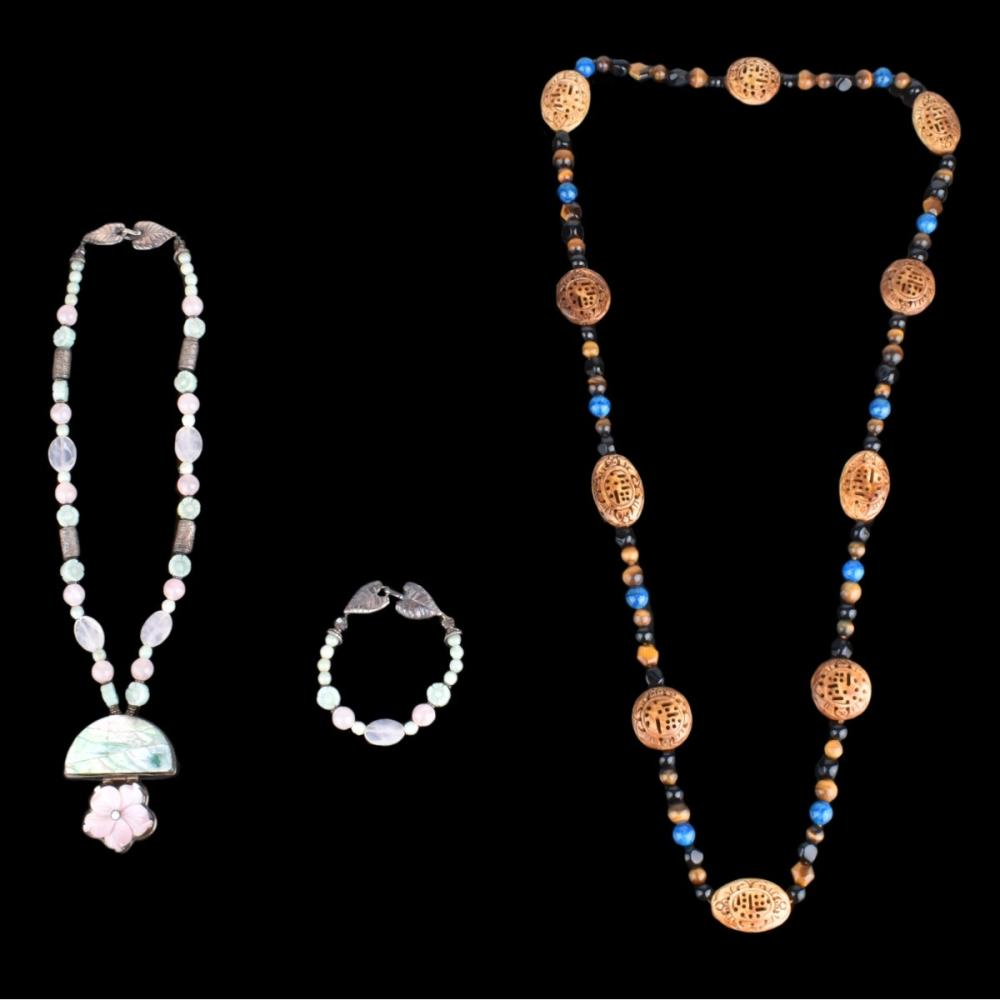 Grouping of Necklaces and Bracelet