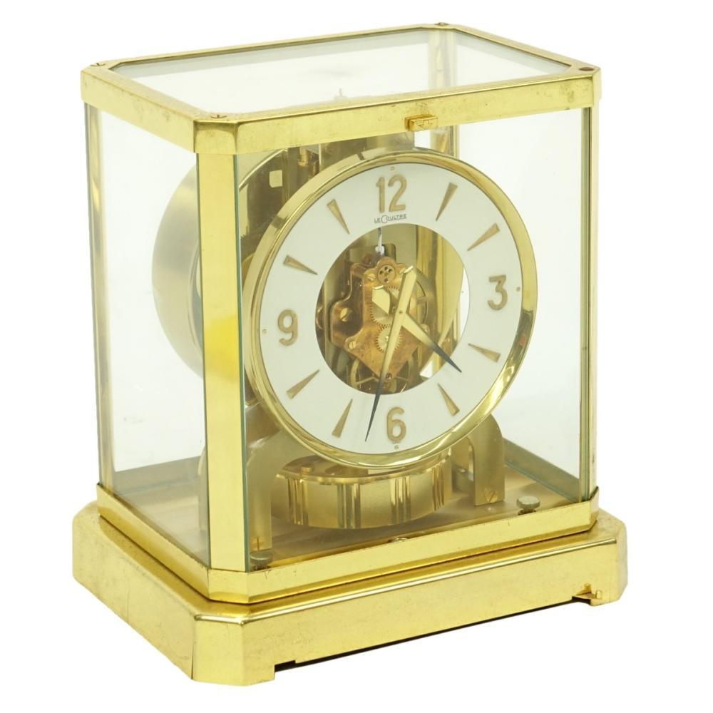 Le Coultre Clock
