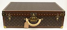 As New French Louis Vuitton Monogram Hardside Canvas Case