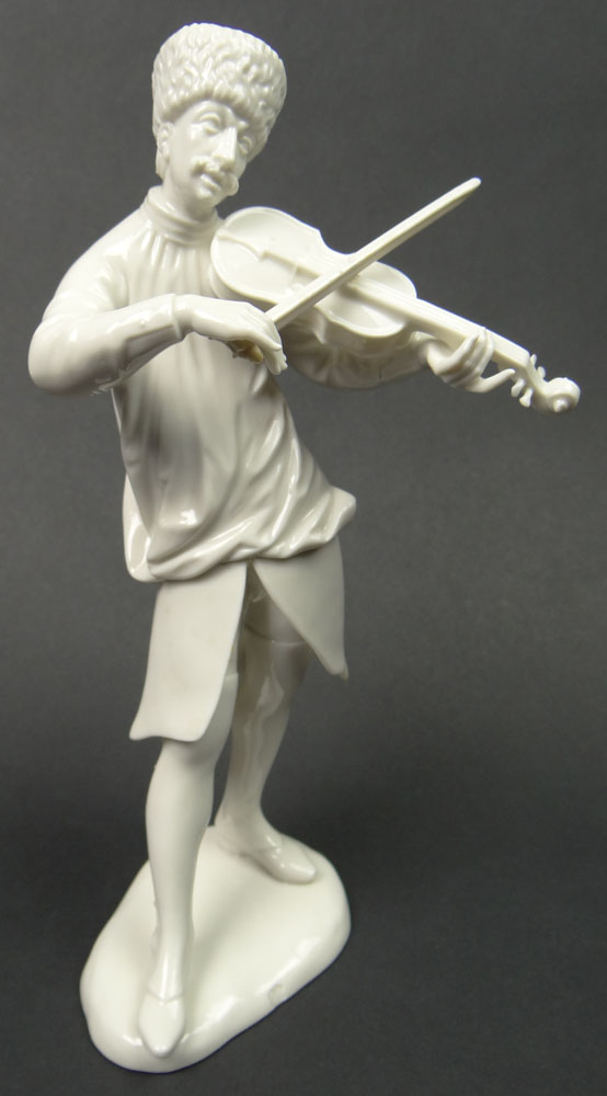 Nymphenburg Porcelain Figure of a