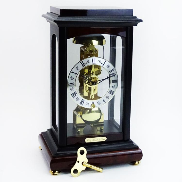 Franz Hermle Winchester Table Clock