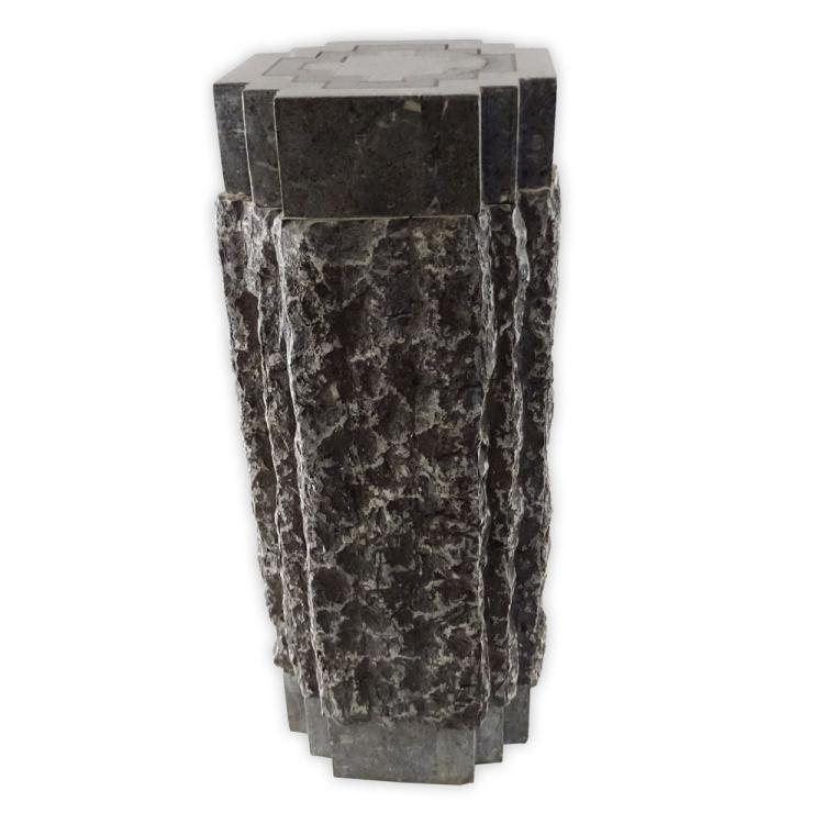 Contemporary Granite  Pedestal