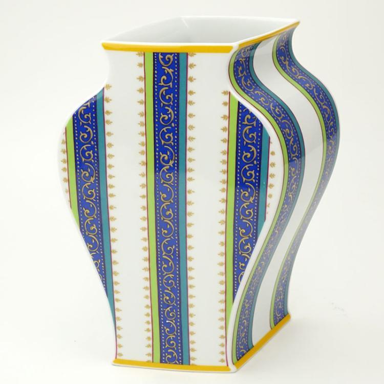 Rosenthal Studio-Linie Kusumam Designer Guild Porcelain Vase by Tadao Amano