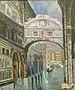 Andrei (Andrey) Bliok, Russian (born 1946-) Circa 1979 Oil on Canvas