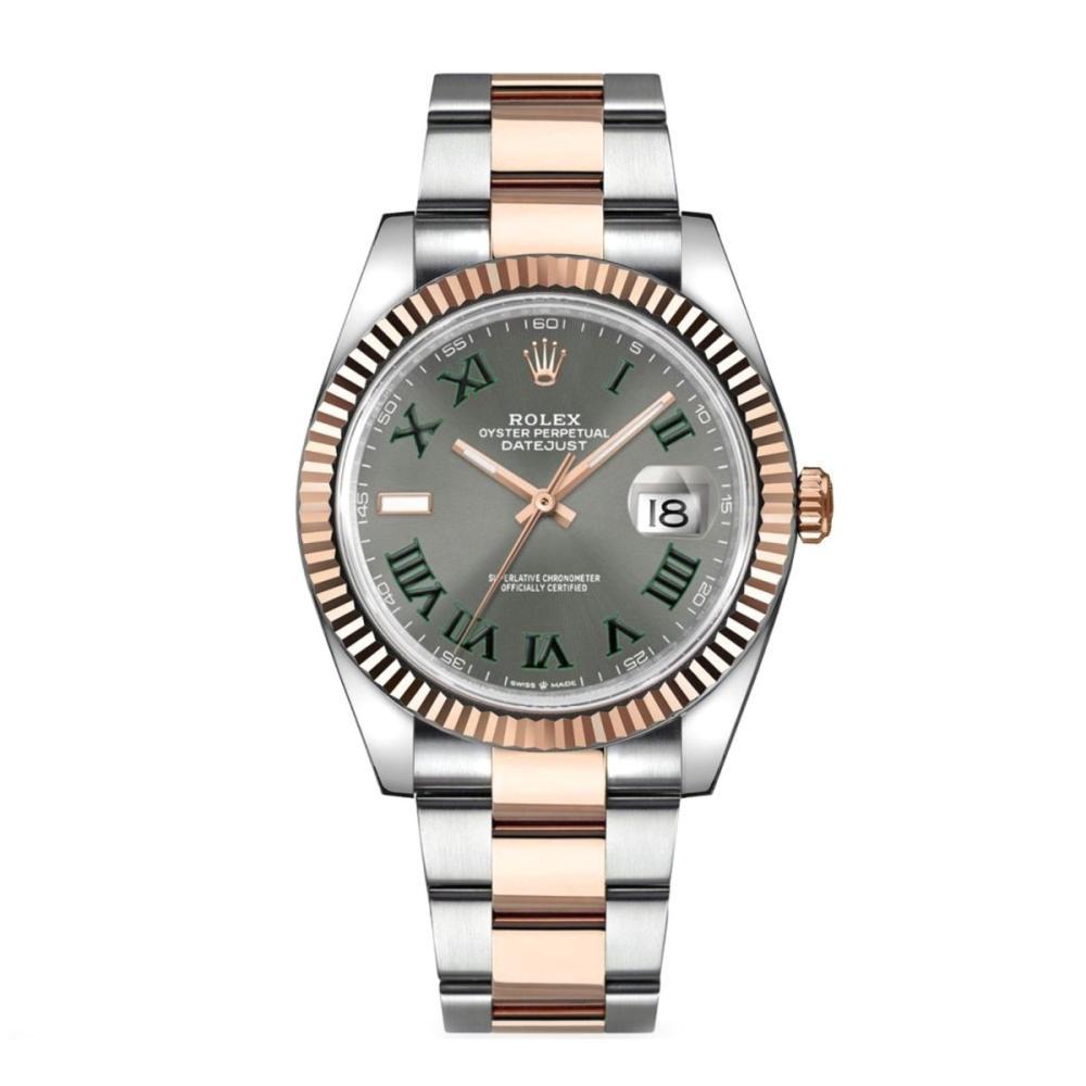 Rolex Datejust Wimbledon Everose 126331
