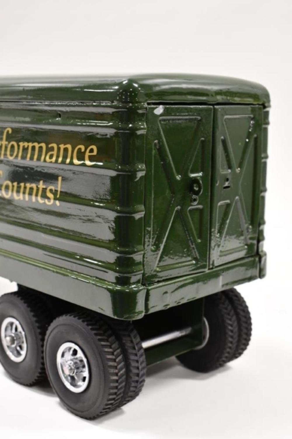 Custom Smith Miller B Mack w/ Mack Trucks Trailer