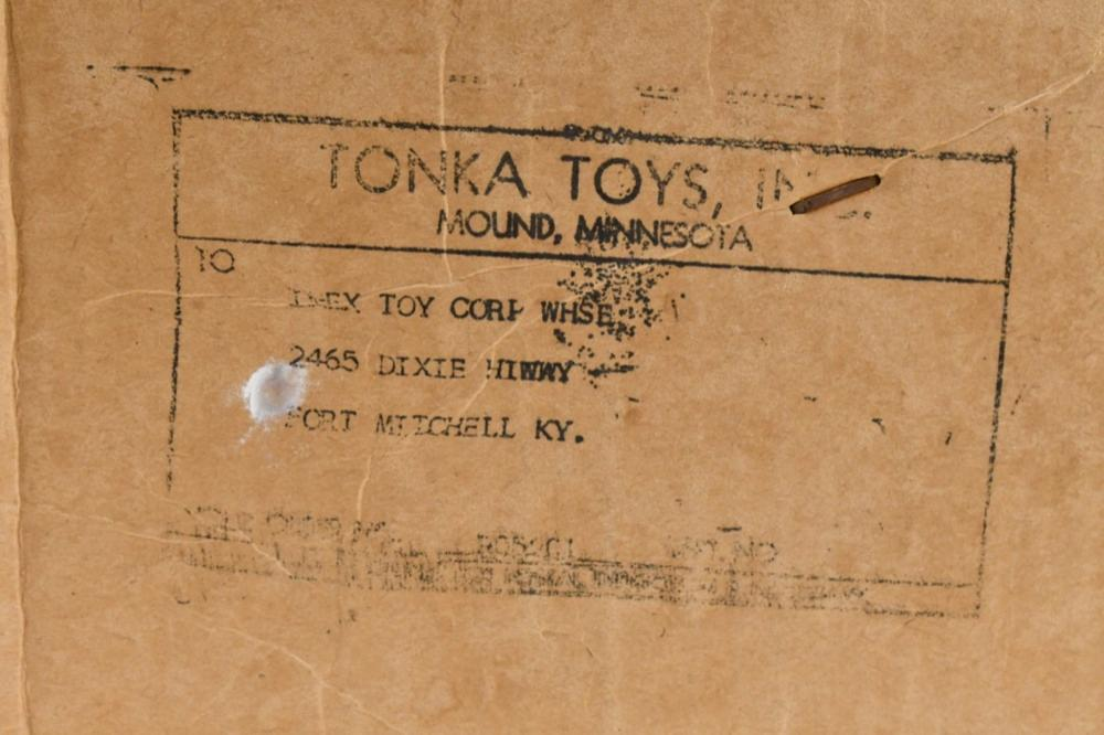 Tonka No. B-205 Farm Set With Box