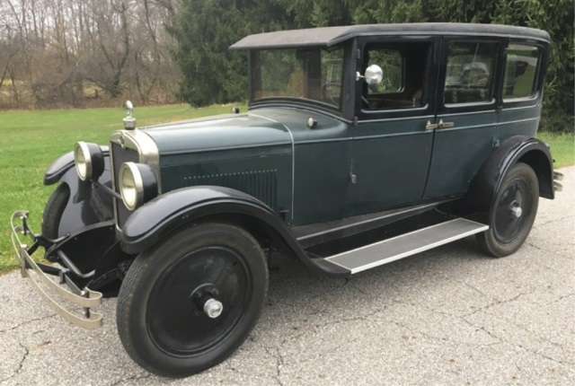 1926 nash 4 door sedan barn find driver for 1927 nash 4 door sedan