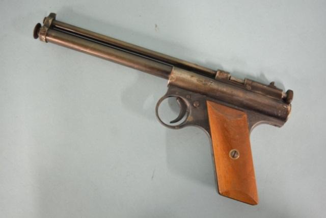 Benjamin Franklin No  110 Air Pistol