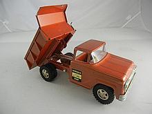 Vintage Tonka Hydraulic Dump Truck 13
