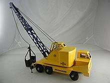 Vintage Nylint Michigan T-24 Truck Crane 17