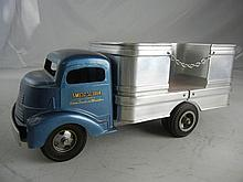 Vintage Smith Miller Barrel Truck 14