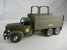 Vintage Smith Miller United States Army Mack Truck 19