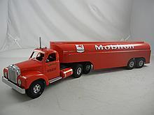 New Smith Miller Mack Mobil Gas Tanker Truck 34-1/2