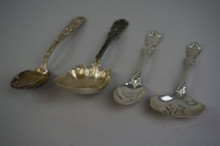 Lot of Sterling Silver Spoons 6.03 Troy Ounces