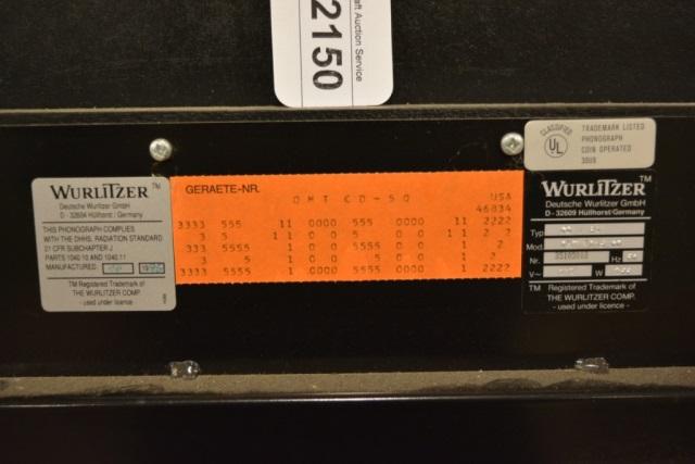 Wurlitzer 1015-CD