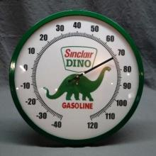 Sinclair Gasoline Dino Fantasy Thermometer - NIB