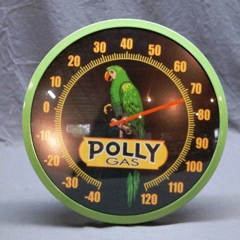 Polly Gasoline Fantasy Thermometer- NIB